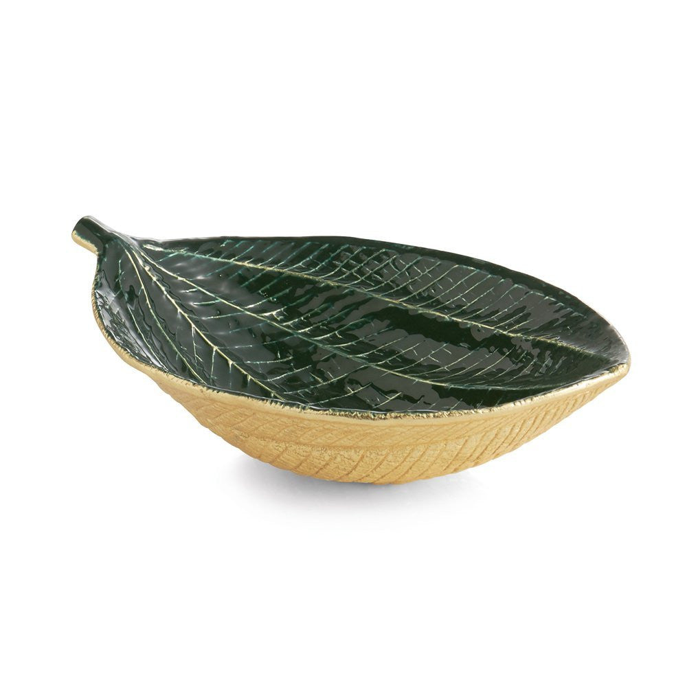 Michael Aram Rainforest Nut Dish - china-cabinet.com