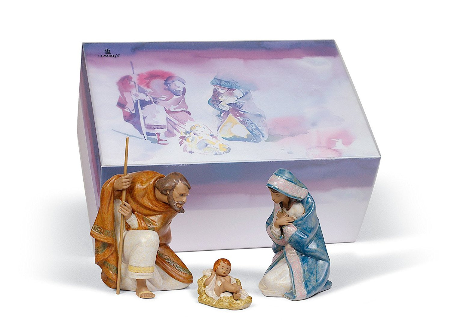 Silent Night Gift Box - china-cabinet.com