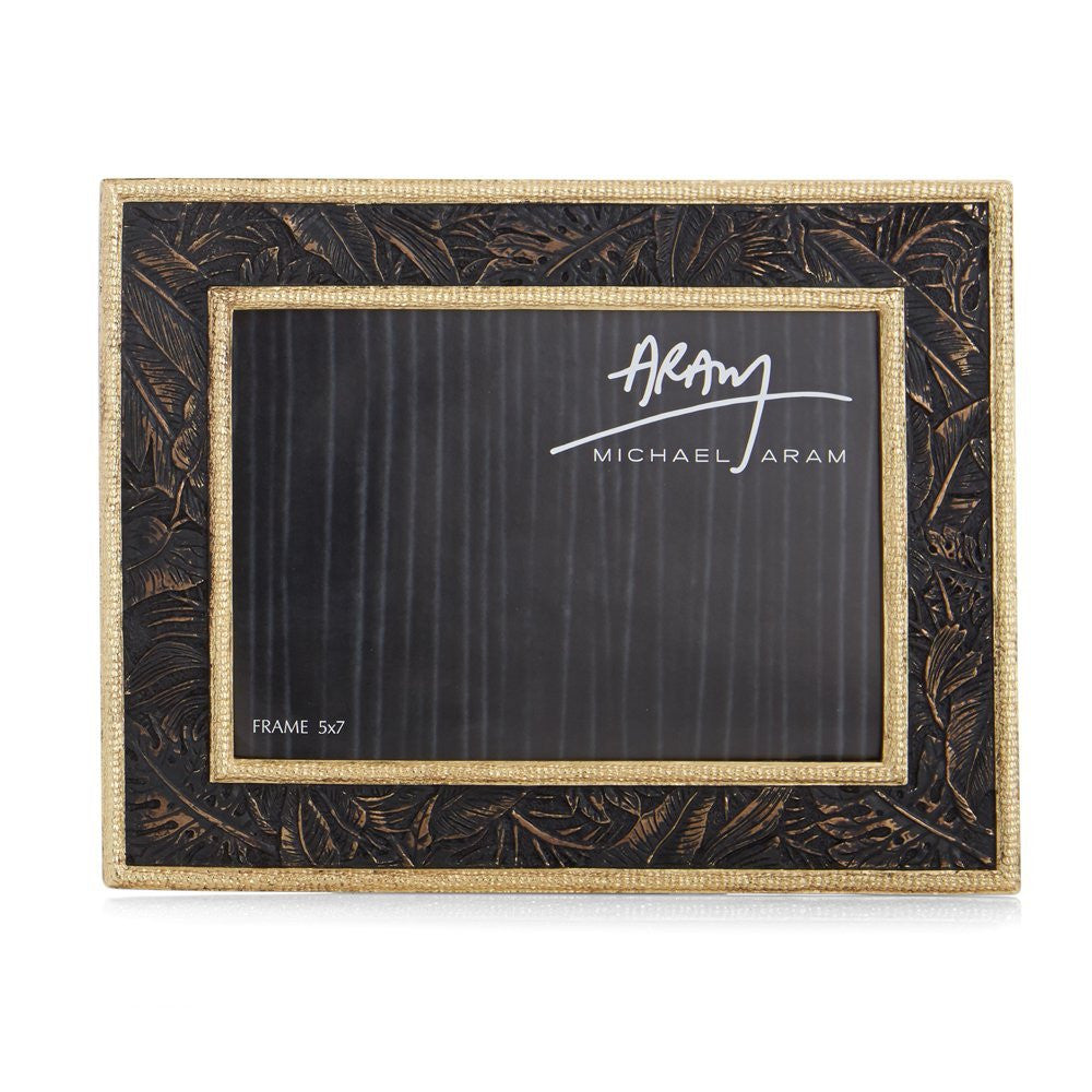 Michael Aram RainForest 5x7 Photo Frame