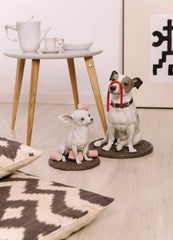 Lladro Jack Russell With Licorice - china-cabinet.com
