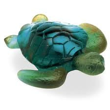 Amber Sea Turtle - china-cabinet.com