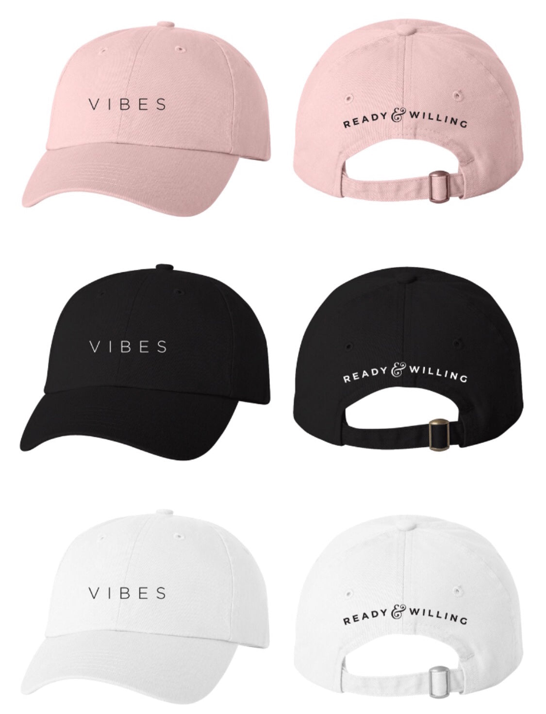 VIBES Dad Hat