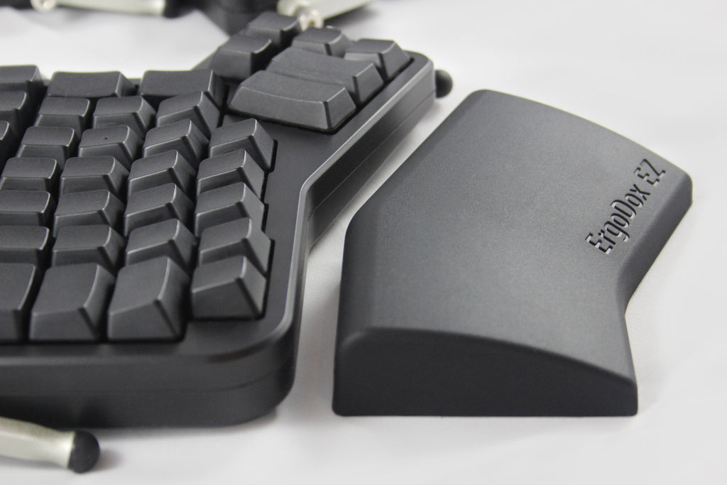 The Wing: Custom ErgoDox EZ Wrist Rest