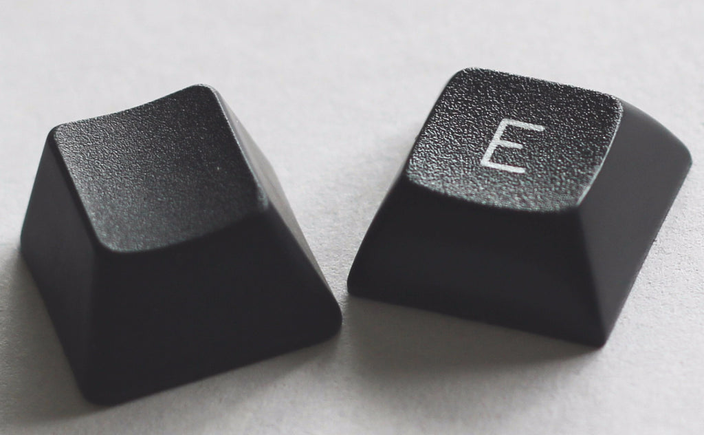 A set of keycaps