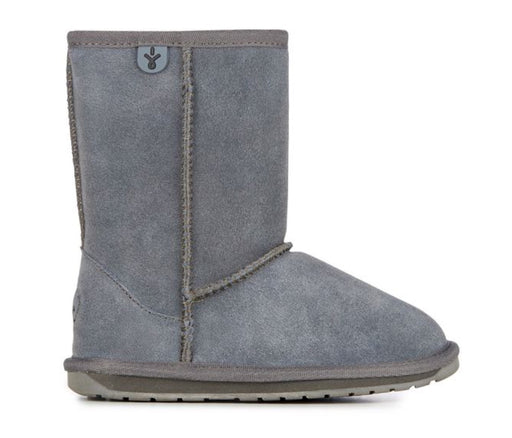 Emu Wallaby Lo Boot (charcoal)