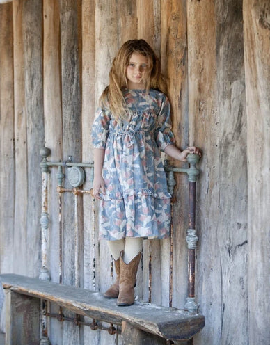 BELLA + LACE DOLLY DRESS - PONEY FIELDS