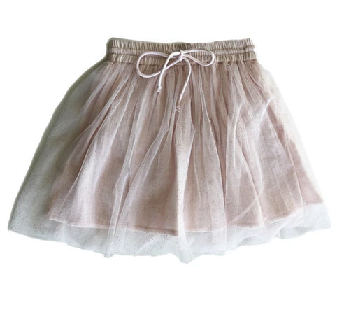 BELLA + LACE HARRY SKIRT - ROSE WATER
