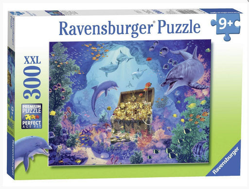 Ravensburger - Deep Sea Treasure Puzzle 300pc