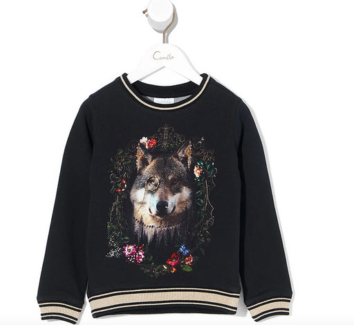 CAMILLA  KIDS SWEATER BEAUTIFUL BEINGS