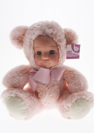 COTTON CANDY Fur Baby 25cm SOPHIE -Rose Gold Bear