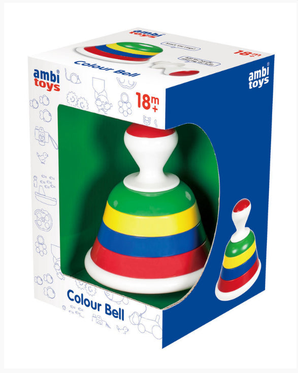 Ambi Toys - Colour Bell