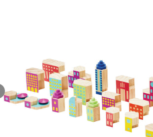 Blockitecture Deco Mega Set Building Blocks