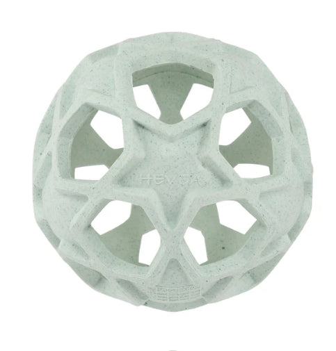 Hevea Star Ball Upcycled – Tactile Toy -MINT