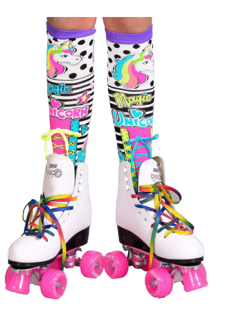 MAD MIA -UNICORN SOCKS  MAGIC