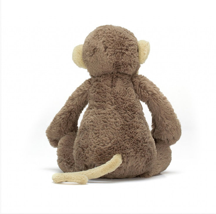 JELLYCAT MONKEY - BASHFUL - MEDIUM