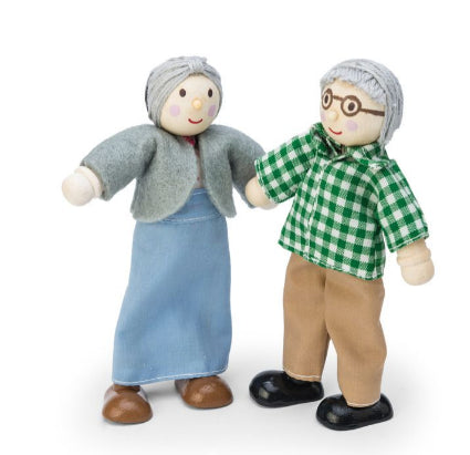 Le Toy Van WOODEN  Grandparent Set