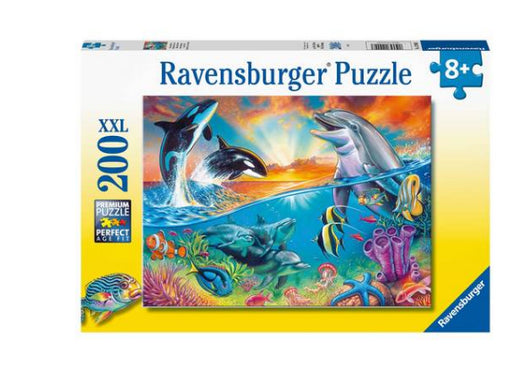 Ravensburger 200pc - Ocean Wildlife Puzzle