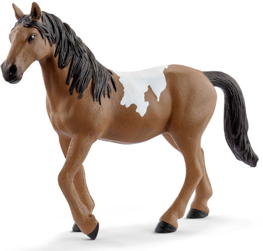 Schleich Pinto Mare-BROWN AND WHITE
