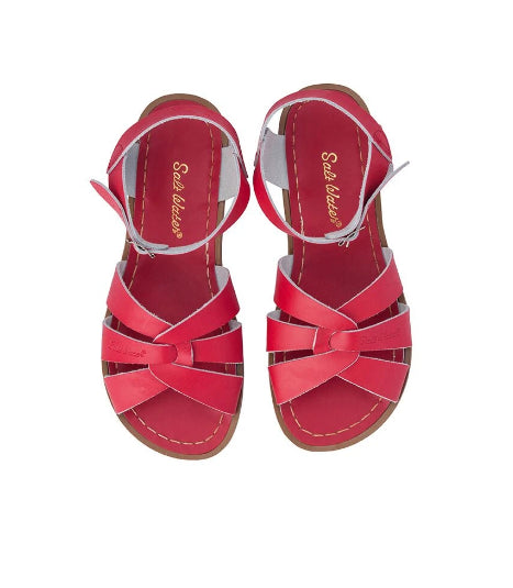 SALT WATER  KIDS SANDALS ORIGINALS- RED