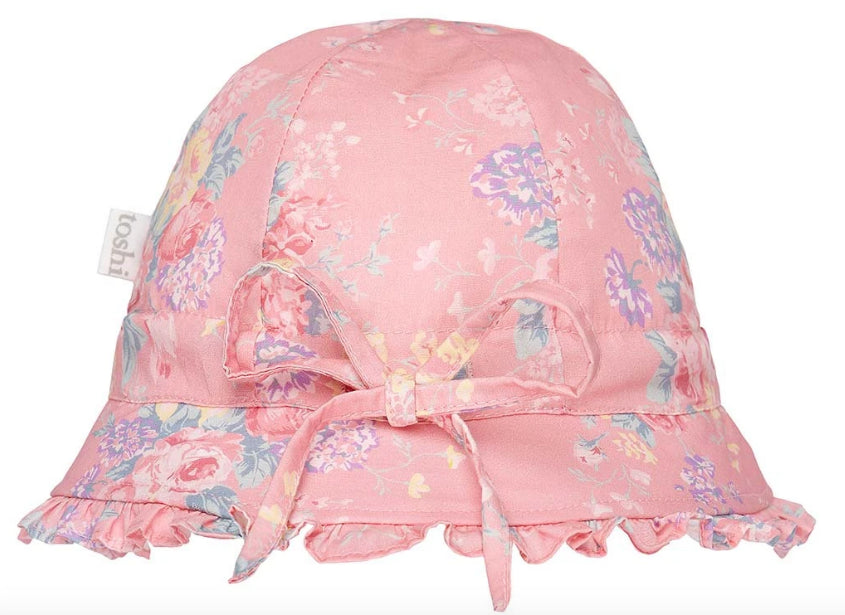 Toshi Bell Hat - Pretty Prudence