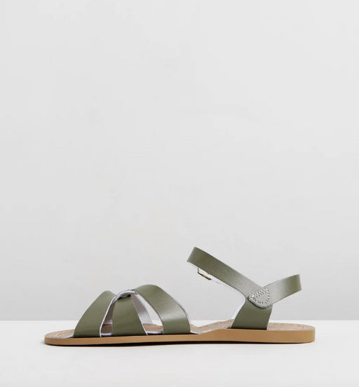 SALTWATER SANDALS  ORIGINAL ADULT  -OLIVE