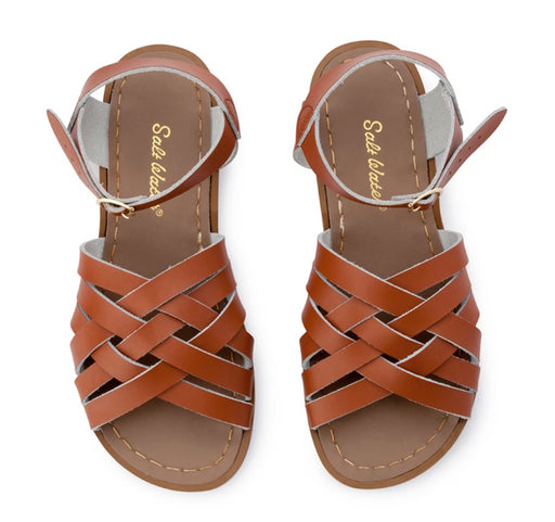 Salt Water Retro SANDALS-TAN