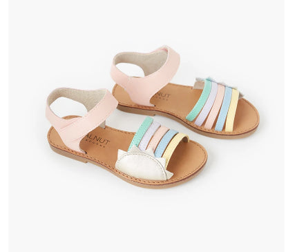 WALNUT Roxie Sandal - Pink