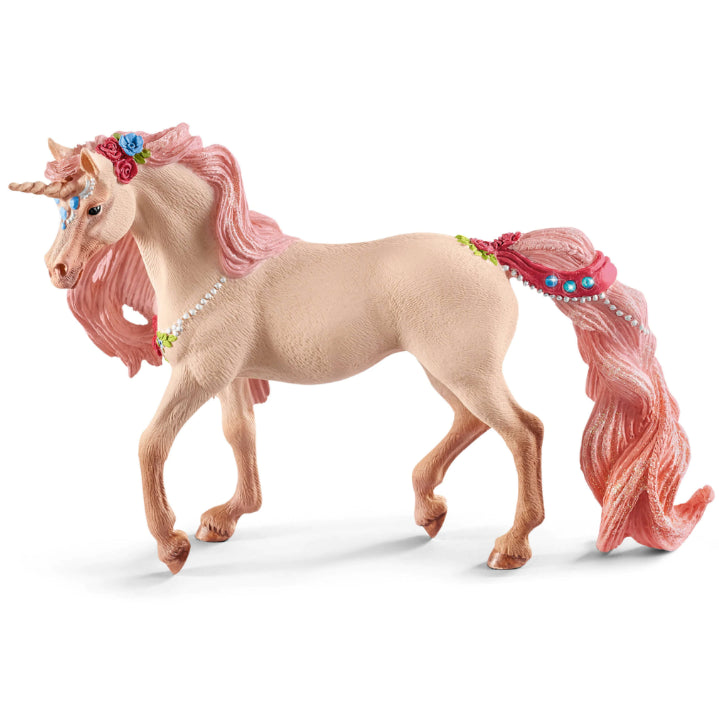 Schleich Decorated Unicorn Mare