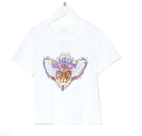 CAMILLA KIDS SHORT SLEEVE T-SHIRT LOVE ON THE WING