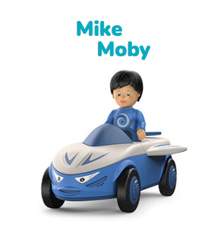 TODDYS MIKE MOBY VEHICLE