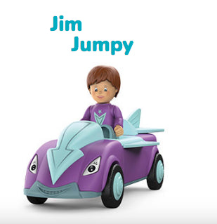 TODDYS JIMMY JUMPY VEHICLE