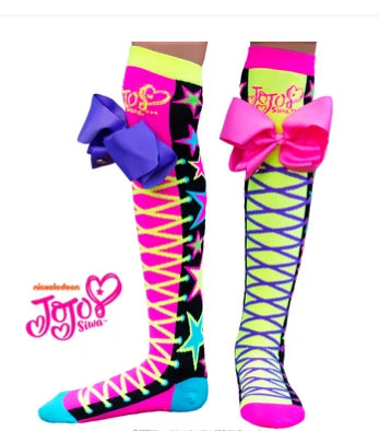 MAD MIA  JOJO SUPERSTAR SOCKS