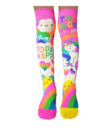 MAD MIA RAINBOW SOCKS