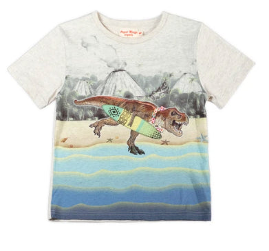 Paper Wings Classic T-shirt - Surfs Up