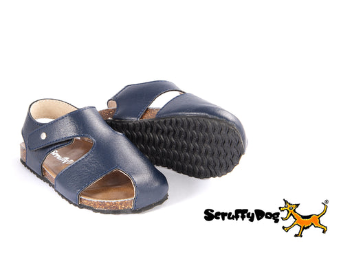 Scruffy Dog SandAls/ Navy