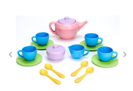 Green Toys Tea Set- 17pc