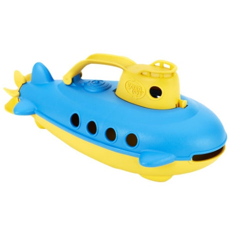 Green Toys Blue And Yellow SubMarine