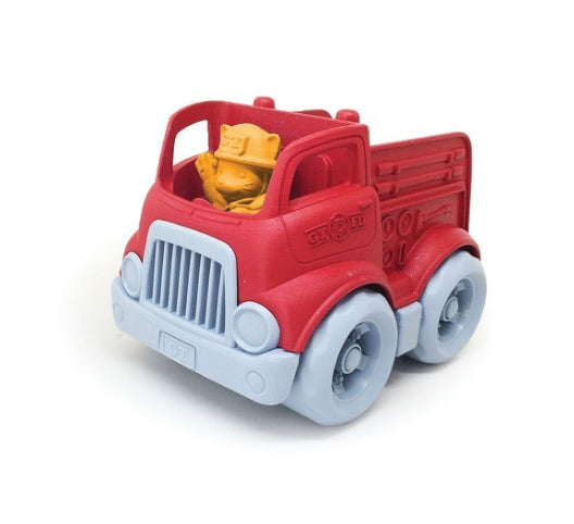 green toys fire engine red