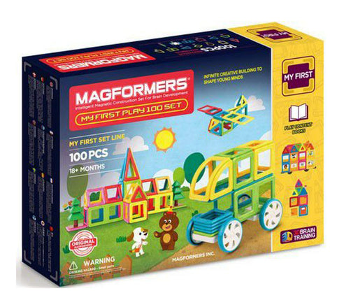 magformers my first play 100 set