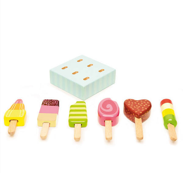 Le Toy Van ice block set