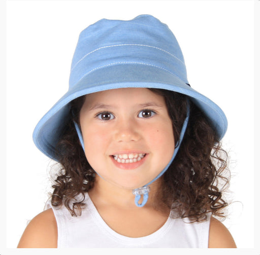 Bedhead Kids Bucket Hat UPF50+ /Chambray