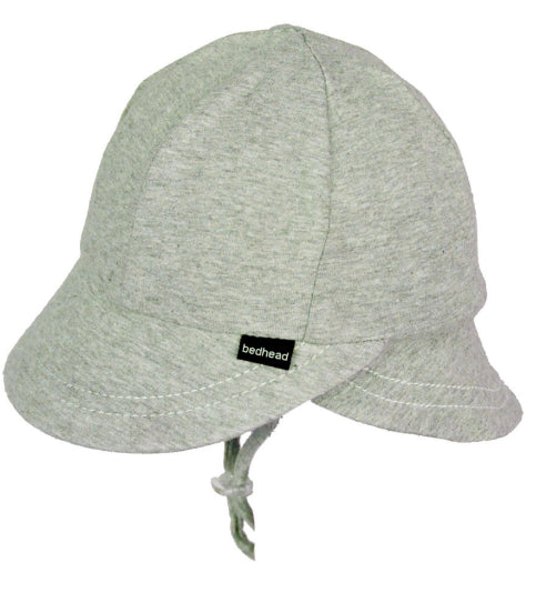 Bedhead Legionnaire Hat With A Strap /Grey Marle