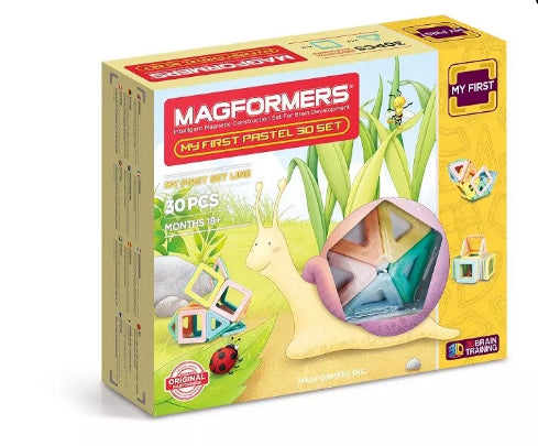 Magformers My First Pastel Set /30PCS