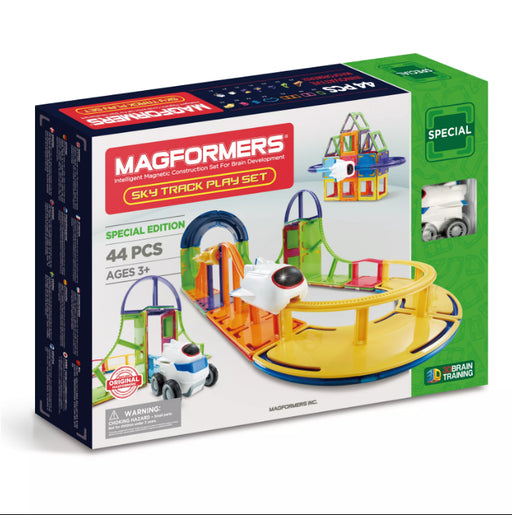 Magformers Special Edition Sky Track  Play set /44 PCS