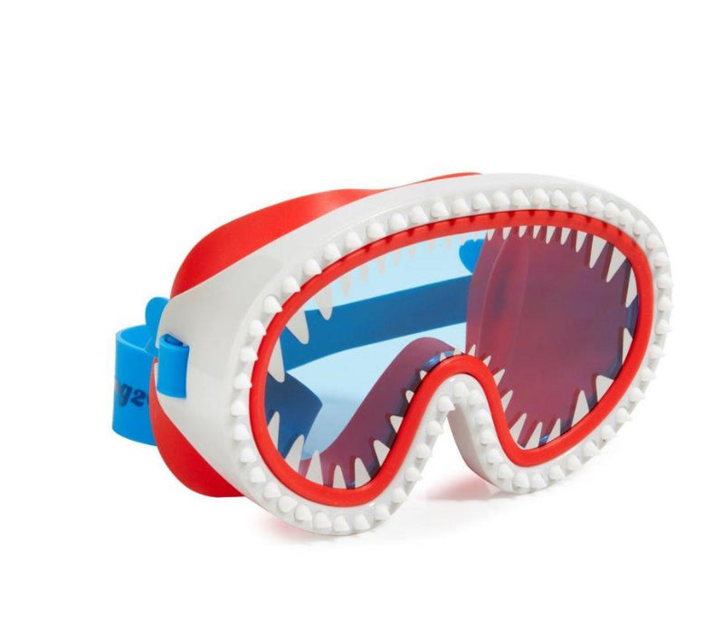 Bling20  Shark Attack Mask /Chewy Blues Lens