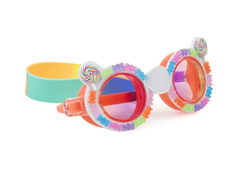 Bling 20 Sugar Rush Gummy Bear /Rainbow Rock Candy -GOGGLES