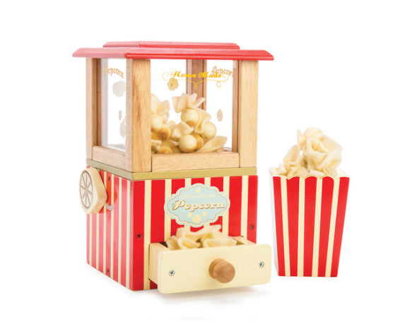 Le Toy Van Popcorn Machine