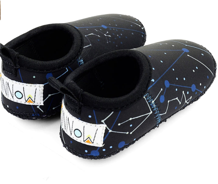Minnow Junior Beach Shoes /Constellation