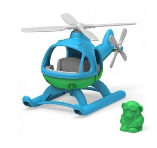 Green toys Helicopter /Blue