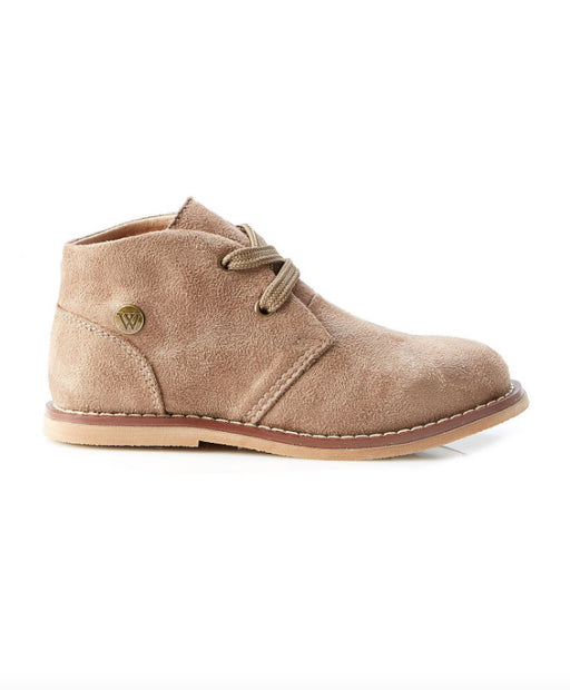 Walnut Melbourne -Beau Desert Boot  / Taupe sands
